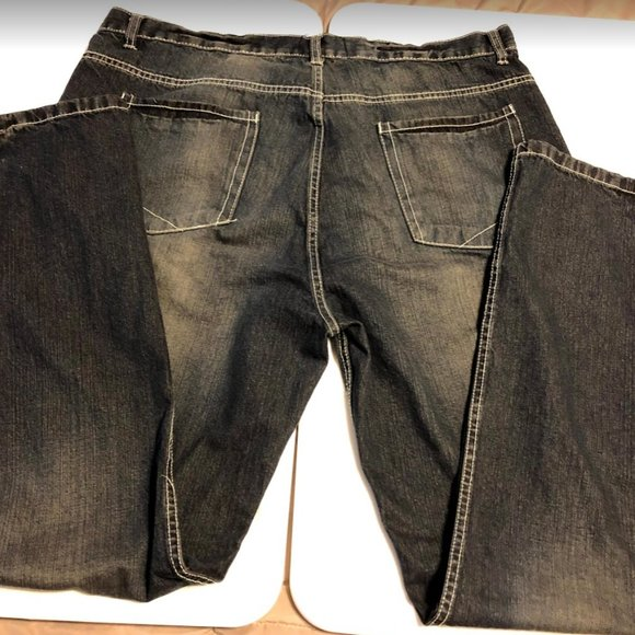 Paper Denim & Cloth Men's Denim Blue Jeans 42 x 34